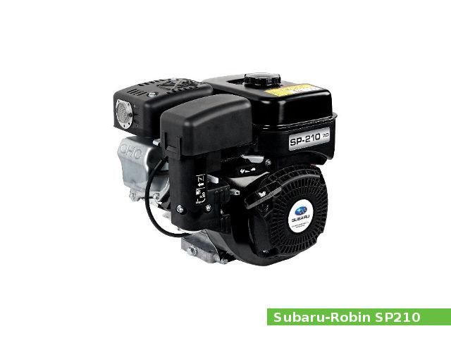 Robin 244cc Engine Specs