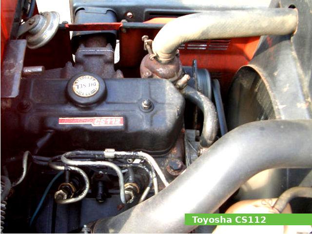 Toyosha CS112 21 0 HP Diesel Engine Specs Review Service
