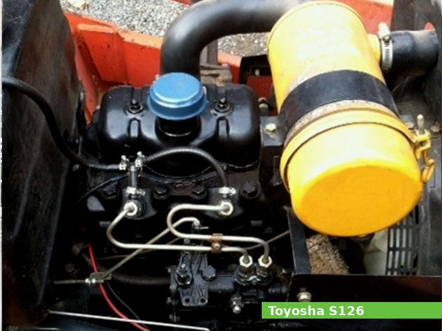 Toyosha S126 23 0 HP 17 2 KW Engine Specs Review